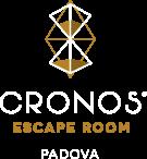 Logo Escape Room Padova Cronos